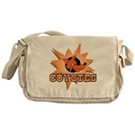 Coyotes Team Messenger Bag