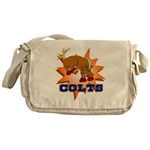 Colts Team Messenger Bag