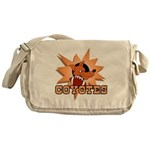 Coyotes Football Team Messenger Bag