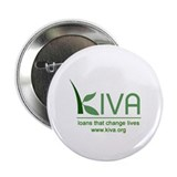 Kiva's &quot;loans that change lives&quot; Button (100 pack)