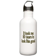 Cute Over the hill Water Bottle