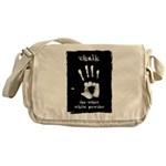 Chalk - The Other White Powder Messenger Bag
