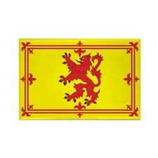 Scottish Coat of Arms Rectangle Magnet (10 pack)
