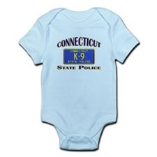 Connecticut State Police Onesie