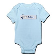 Facebook Meh Infant Bodysuit
