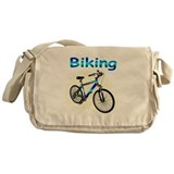 Biking Messenger Bag