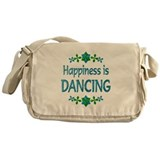 Happiness Dancing Messenger Bag