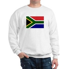 South African Flag Sweatshirt