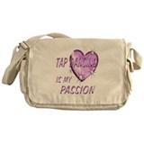 Tap Dancing Passion Messenger Bag