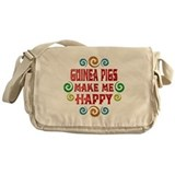 Guinea Pig Happiness Messenger Bag