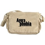 Agoraphobia Messenger Bag