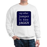 Jaggy Jumper Jumper