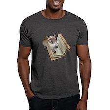 Kitten Book T-Shirt