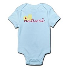 All Natural Infant Bodysuit