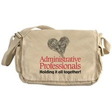 Administrative Professionals- Messenger Bag