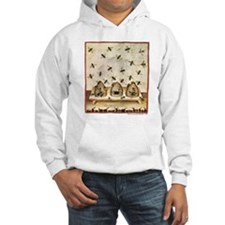 Cute Fashion illustration Hoodie