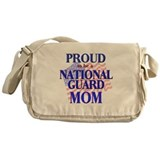 National Guard - Mom Messenger Bag
