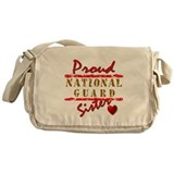 Proud Sister Messenger Bag