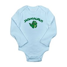 Jackosaurus Long Sleeve Infant Bodysuit