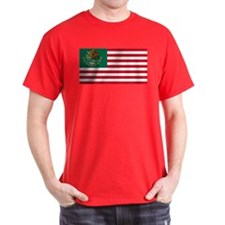 Mexican American Flag T-Shirt