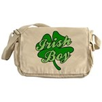Irish Boy Messenger Bag