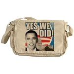 Obama Biden 2008 Messenger Bag