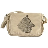 Belgian Tervuren Messenger Bag