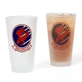 Top Gun Drinking Glass
