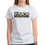 0542 - Hello, my name is ... Women's T-Shirt
