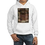 Banteay Srei False Door 1 Hooded Sweatshirt