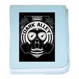 Funny Alley baby blanket