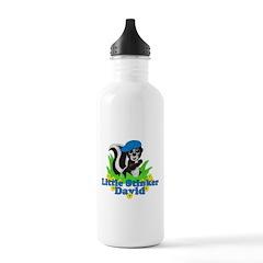Little Stinker David Water Bottle