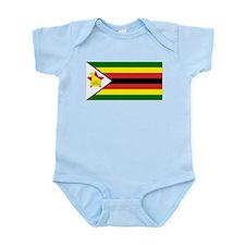 Flag of Zimbabwe Infant Creeper