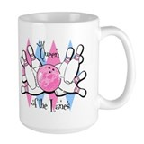 Queen of the Lanes Mug