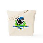 Little Stinker Don Tote Bag