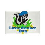 Little Stinker Don Rectangle Magnet
