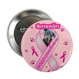 "Rottweiler 2.25"" Button (10 pack)"