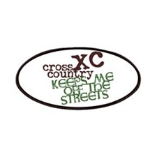 XC Keeps off Streets Patches