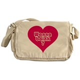 Wanna Boink? Messenger Bag