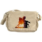 Turn 'n Burn Messenger Bag