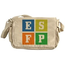 Myers-Briggs ESFP Messenger Bag