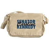Senator Caroline Kennedy Messenger Bag