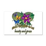 Beautiful Mother-in-law Car Magnet 20 x 12