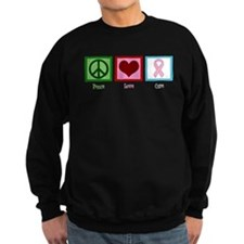 Peace Love Cure Sweatshirt