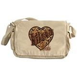 Dilana Rocks Messenger Bag