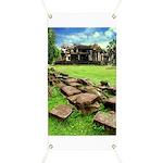 Angkor Wat Ruined Causeway Banner