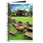 Angkor Wat Ruined Causeway Journal