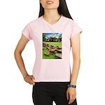 Angkor Wat Ruined Causeway Performance Dry T-Shirt