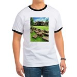 Angkor Wat Ruined Causeway Ringer T