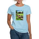 Angkor Wat Ruined Causeway Women's Light T-Shirt